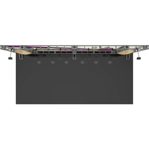 Hercules 12 Orbital Express Truss 20ft Modular Backwall