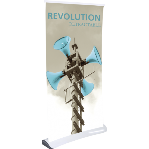 Revolution Retractable Banner Stand
