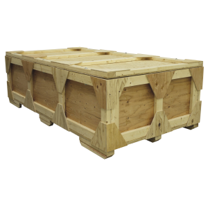 HALF-WOODCRATE